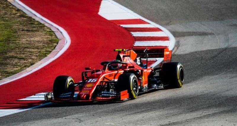 Villeneuve convaincu que la Ferrari va s'améliorer