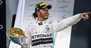 F1 : Les patrons d'écuries élisent Hamilton comme meilleur pilote de l'année