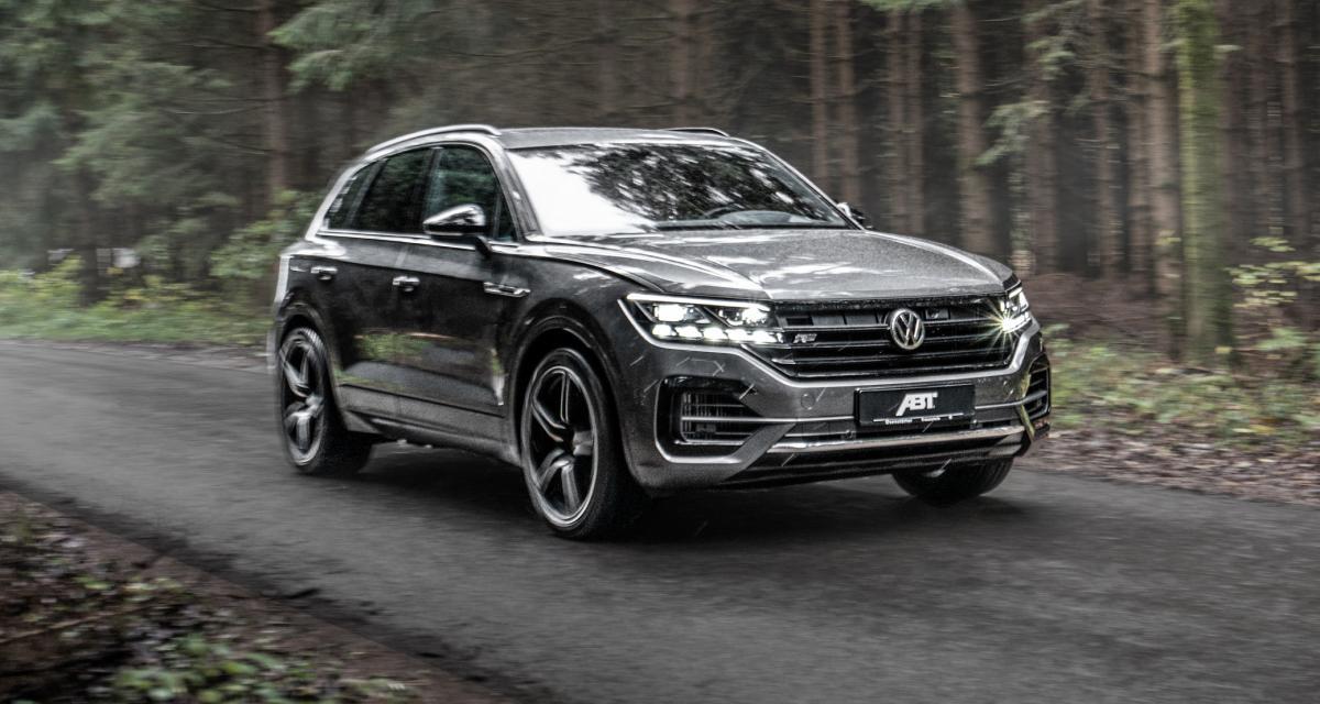 Volkswagen Touareg par ABT : le SUV préparé en 3 points