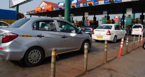 Bouchons sur les routes : un lundi matin catastrophique