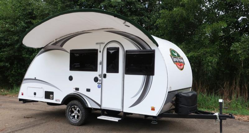 Xtreme Outdoor Camp Rover : la caravane US hyper cool