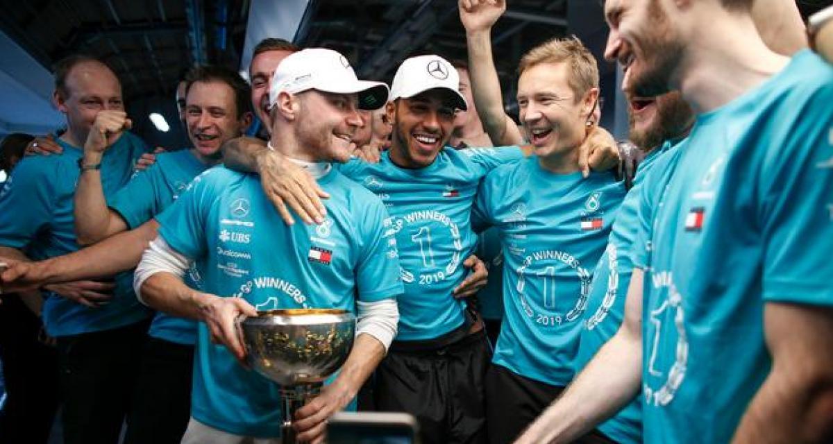 Lewis Hamilton honoré d'être comparé à Michael Schumacher