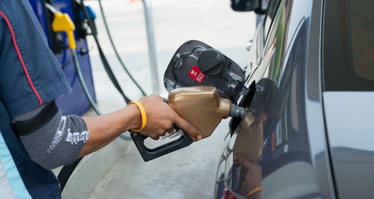 Manque d'essence : le point sur les stations en rupture de carburant