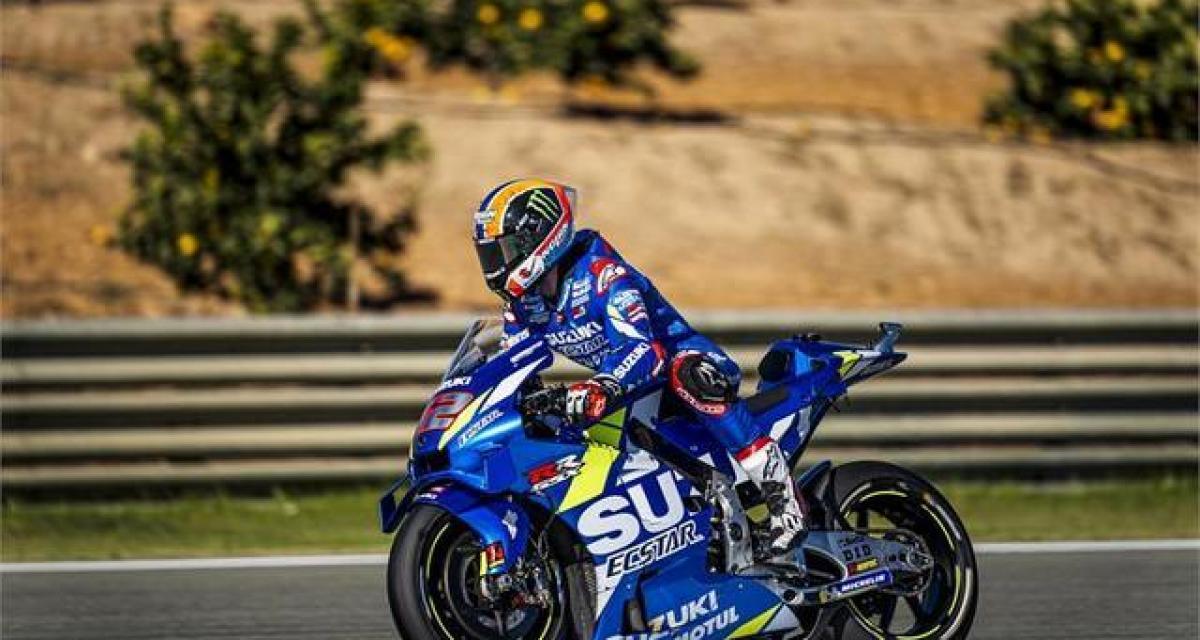 Moto GP : Susuki, première équipe à dévoiler sa nouvelle moto