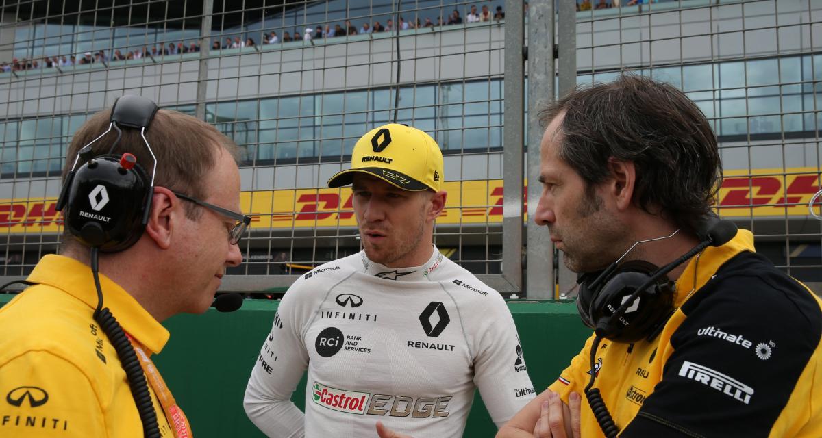 """F1 - Nico Hulkenberg : """"un choc de ne pas piloter une F1"""" en 2020"""