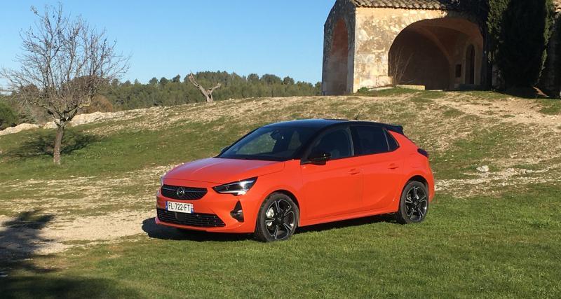 Essai Opel Corsa 1.2 Turbo 130 essence : la bonne élève