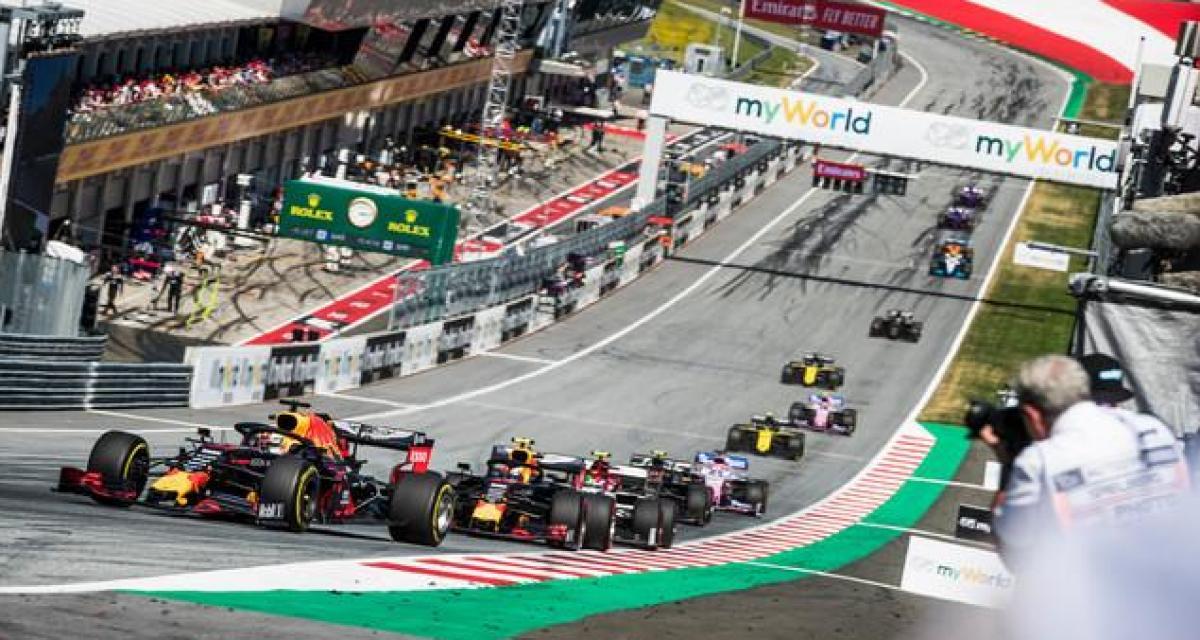 F1 - transfert : un Japonais chez Red Bull en 2020 ?