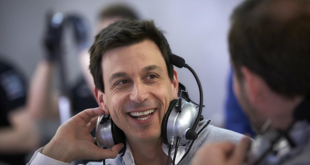 """Toto Wolff : """"Moi et Mercedes sommes prêts à rester après 2020"""""""