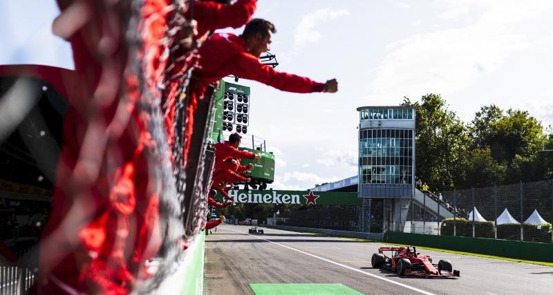 Saison 2020 de F1 : le calendrier complet