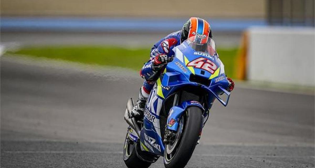 Susuki annonce la date de présentation de sa moto pour 2020