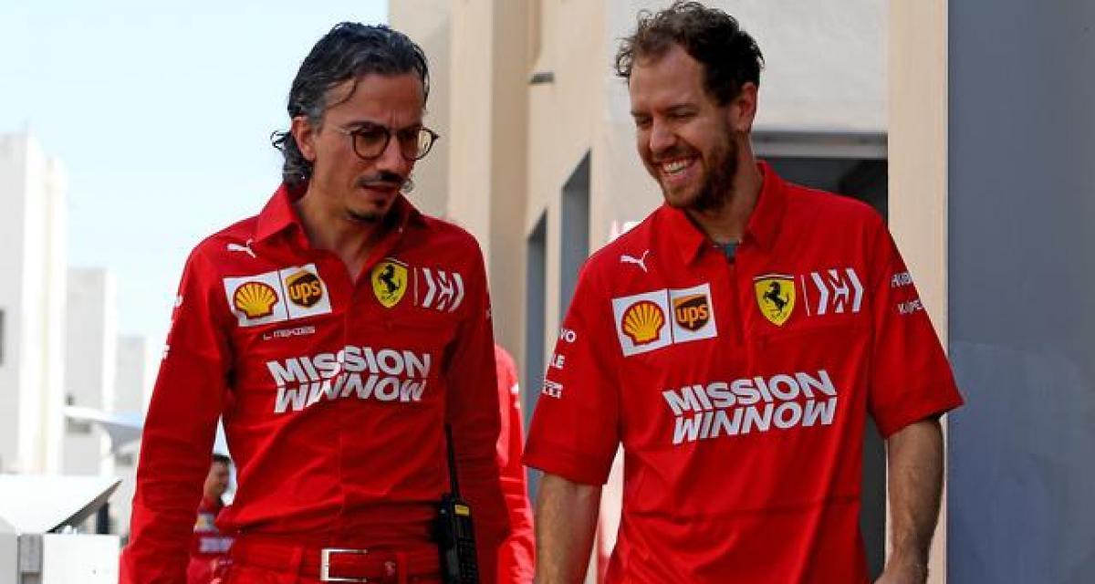"""Sebastian Vettel : """"En Allemagne, je serai toujours le numéro 2 derrière Schumacher"""""""