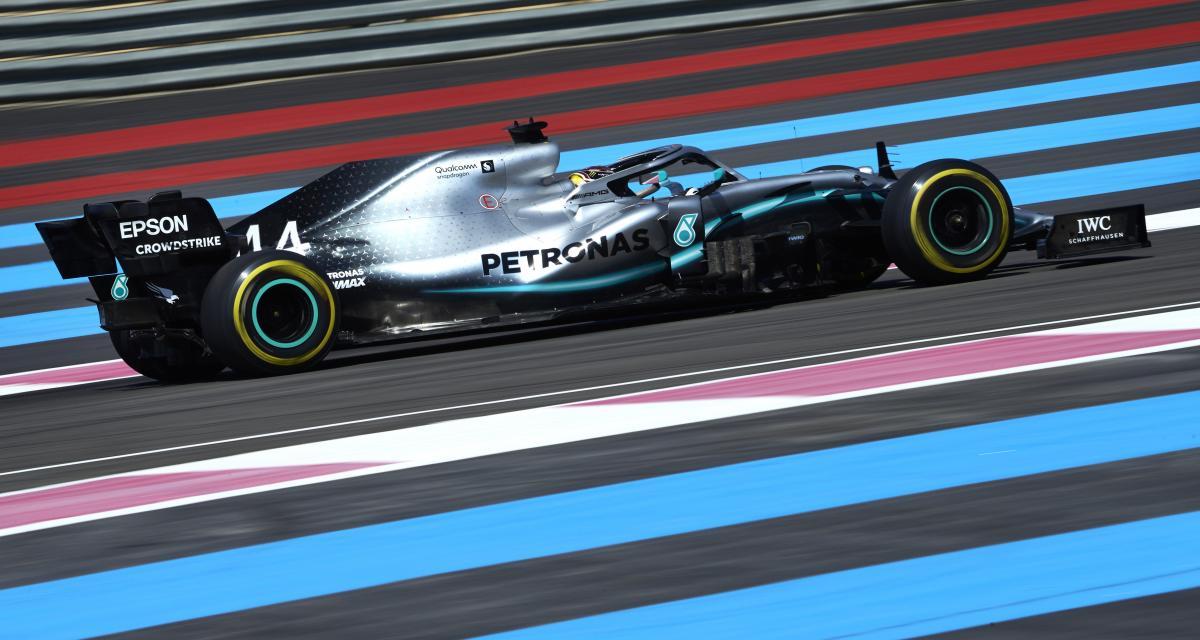"Gerhard Berger : ""Hamilton doit aller chez Ferrari"""