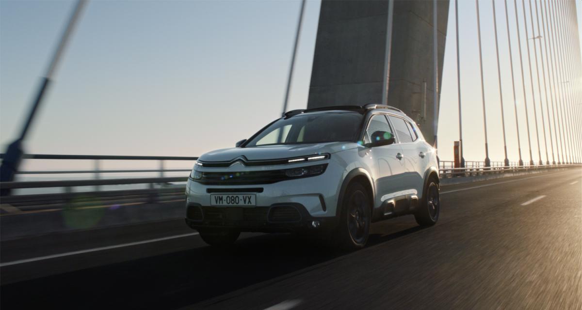 Citroën électriques : un tréma et une interrogation