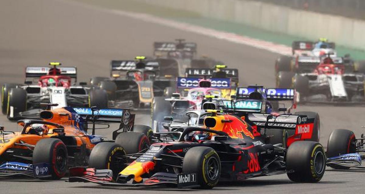 Red Bull : Helmut Marko met la pression sur son équipe