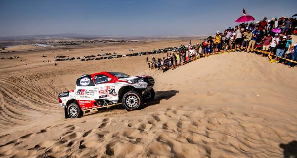 Dakar 2020 : le patron de Toyota confiant