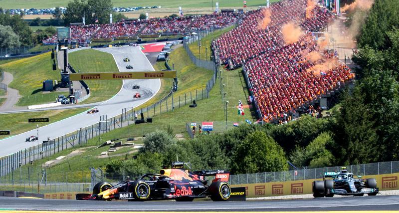 Verstappen analyse à sa manière la réussite d'Hamilton