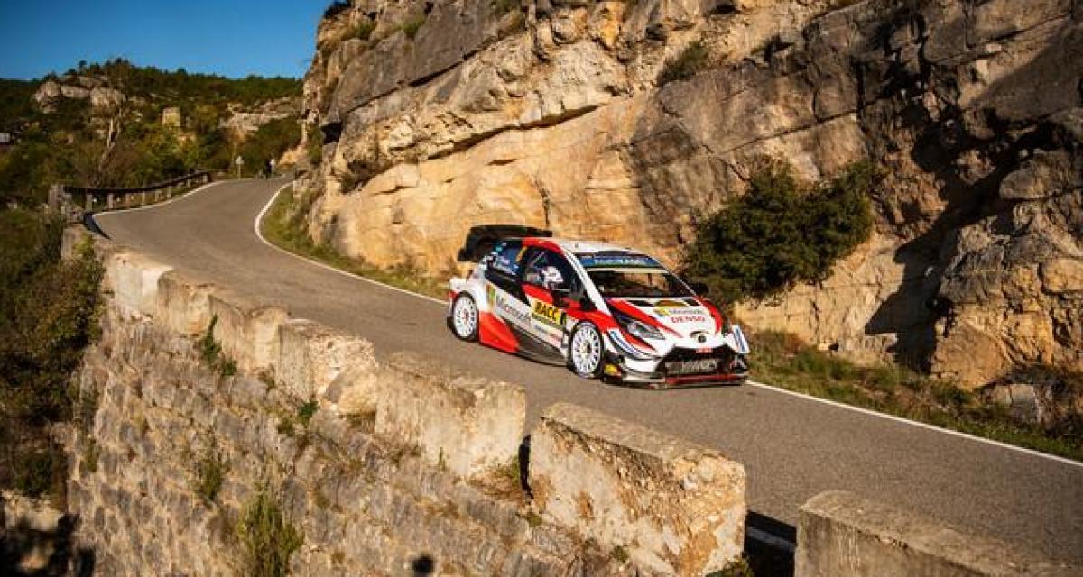 WRC : Pirelli, unique fournisseur du Mondial à partir de 2021