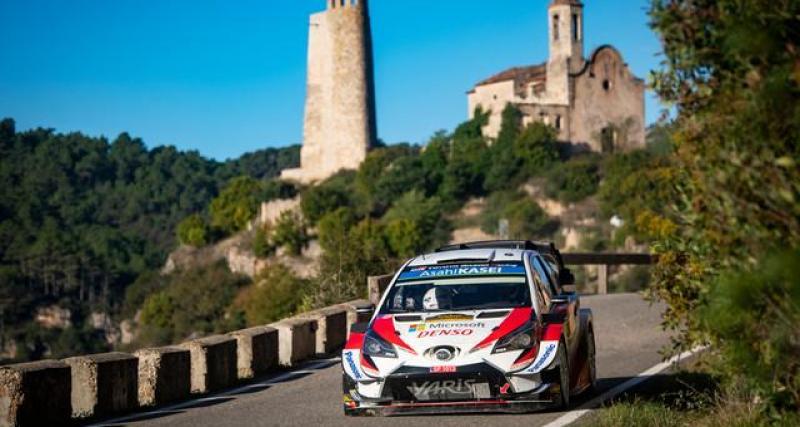 WRC remplace Michelin par Pirelli comme équipementier à partir de 2021