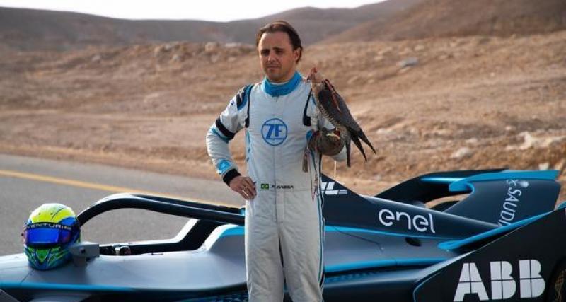 """Felipe Massa : """"Il est possible qu'Alonso vienne en Formule E à l'avenir"""""""