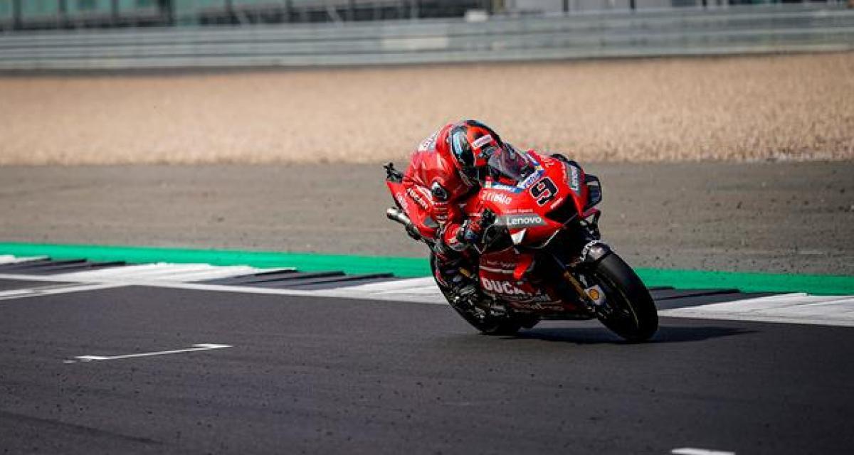 Ducati annonce la date de présentation de sa nouvelle moto