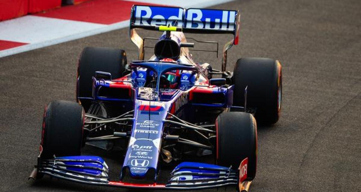 F1 : Gasly et Kvyat ont visité la Nasa !