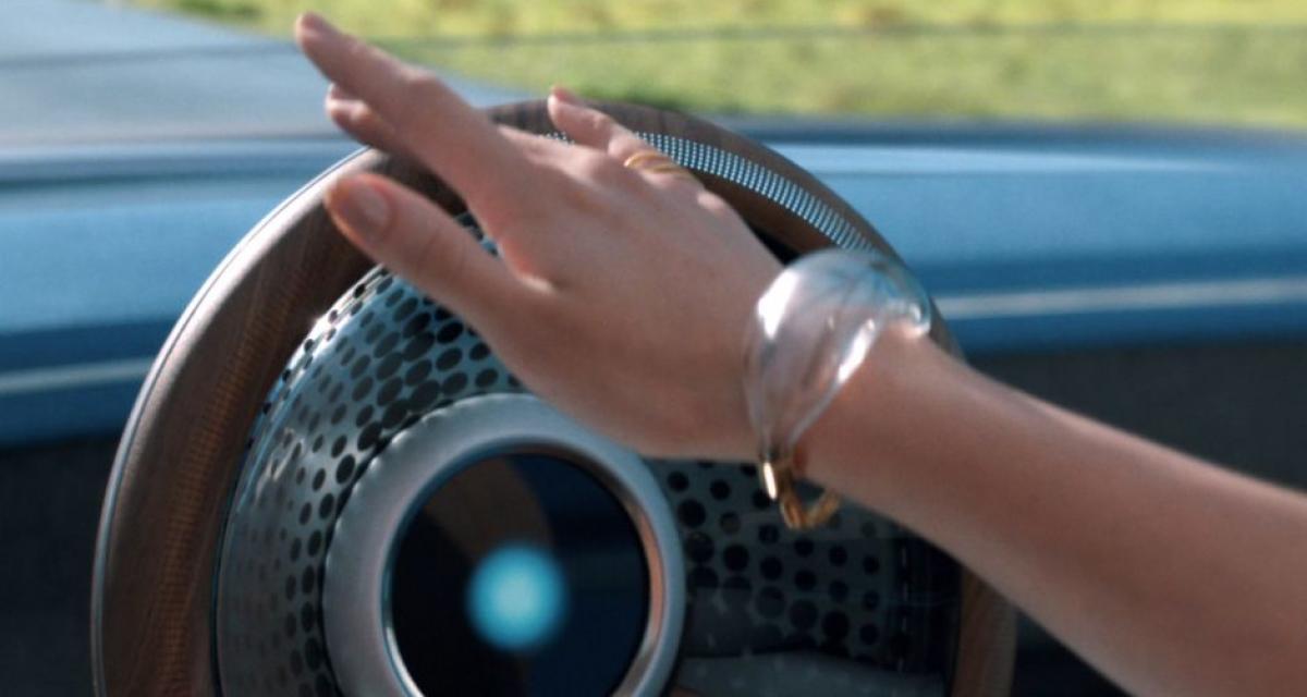 Honda : un volant du futur pour le CES 2020 à Las Vegas
