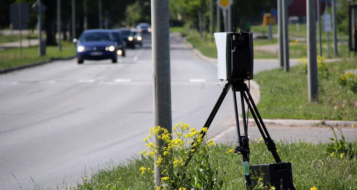 Radar tourelle : deux appareils sciés en Corrèze en quelques jours