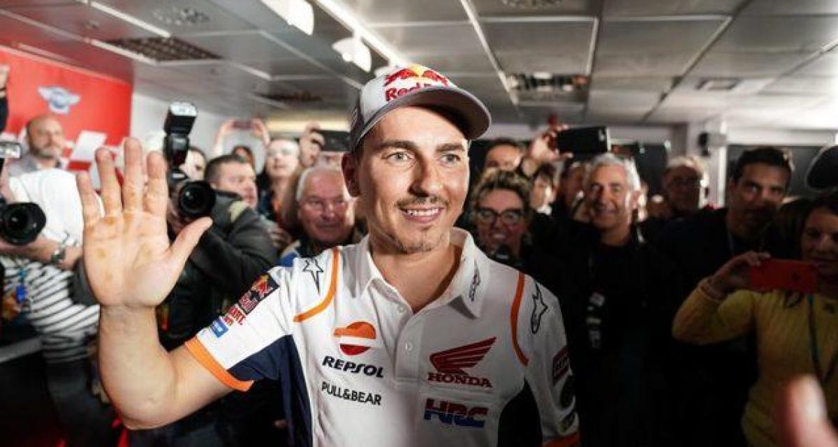 Moto GP : Lorenzo, testeur officiel de Yamaha ?