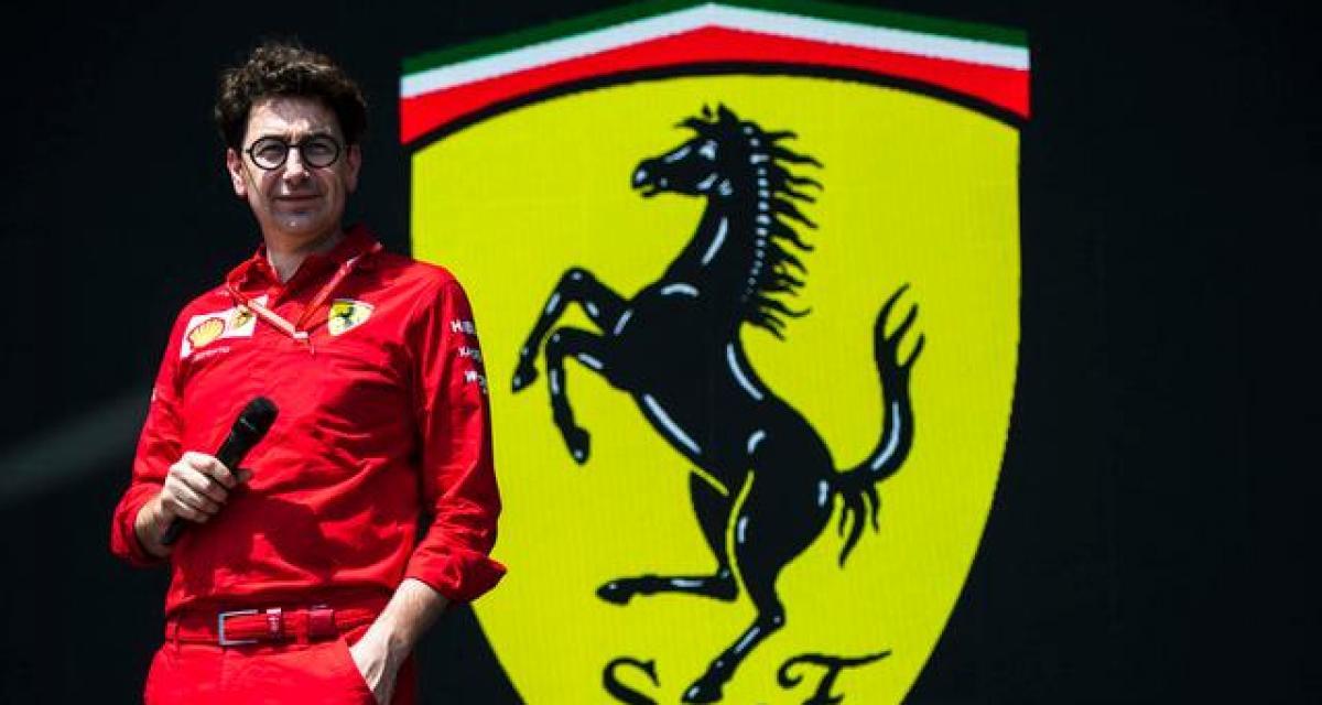 """Mattia Binotto : """"Avec Leclerc, nous écrirons l'histoire de Ferrari"""""""