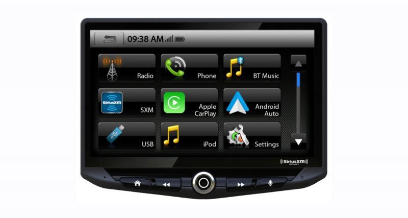 Stinger présentera un nouvel autoradio multimédia tablette au CES 2020