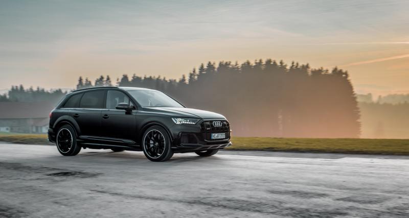 Audi SQ7 par ABT Sportsline : il a aussi droit à sa préparation !