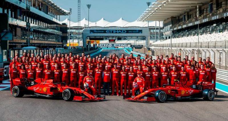 """Ferrari avertit Vettel : """"En Australie, il n'y aura pas de numéro 1"""""""
