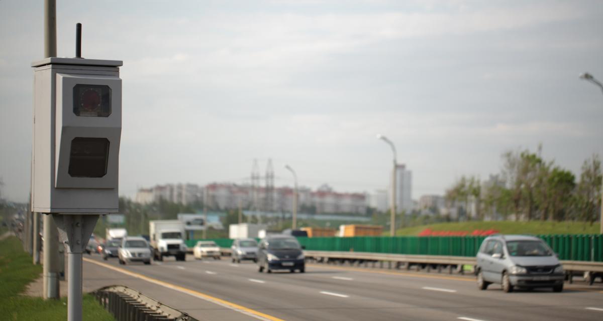 Une femme flashée en grand excès de vitesse sans permis de conduire