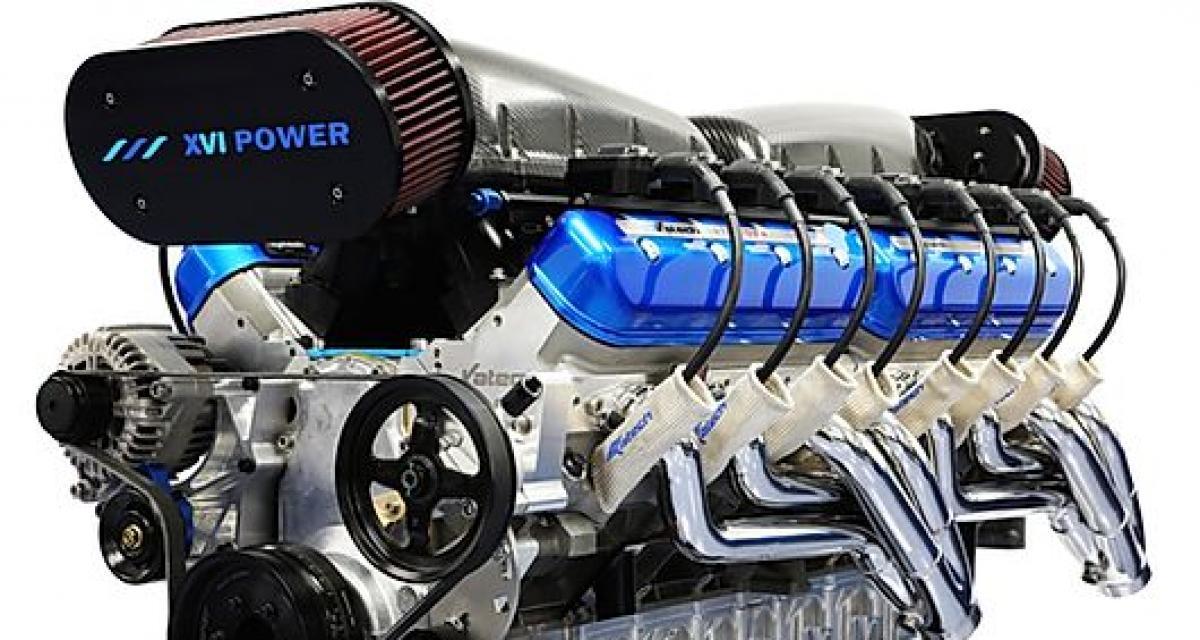 Un V16 de 2000 ch pour votre voiture