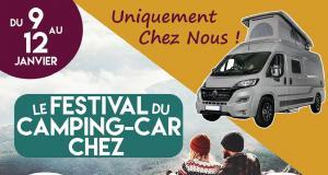Camping-Car et van : le festival immanquable en janvier 2020