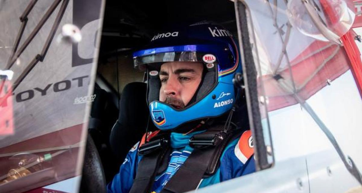 """Fernando Alonso : """"Il serait très audacieux de penser à une victoire"""""""