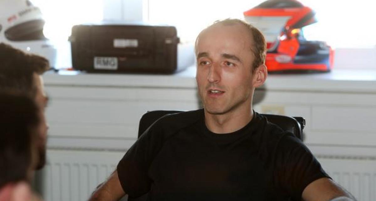 Alfa Romeo : Kubica proche d'être pilote d'essai pour 2020