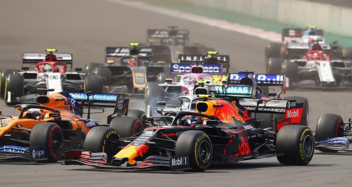 F1 : Honda veut combattre pour le titre en 2020