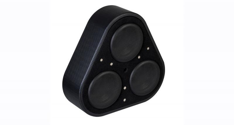 Un nouveau caisson de grave puissant et compact chez Vibe Audio
