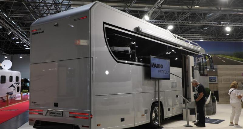 Camping-car : retour sur le Variomobil Perfect 1000 à 800 000 euros