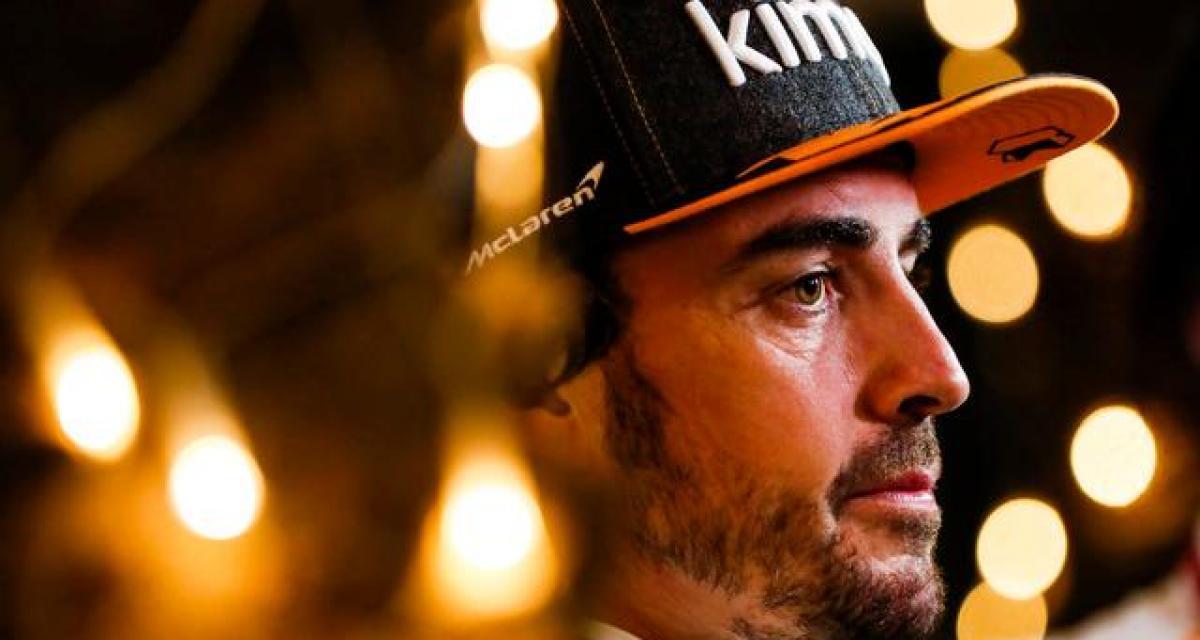 """Fernando Alonso : """"2019 fut l'une des années les plus spéciales de ma carrière"""""""