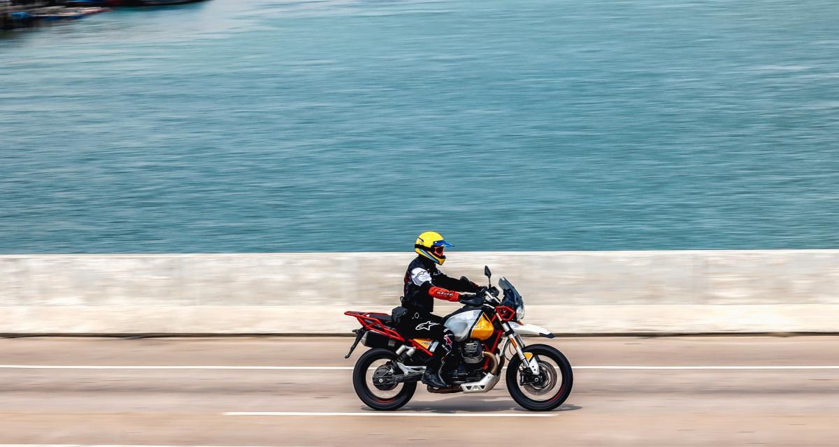 Un motard flashé à 173 km/h sur une route limitée à 90