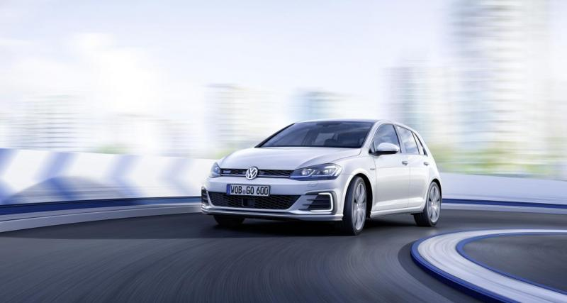 Golf 7 Berline et Golf 7 SW