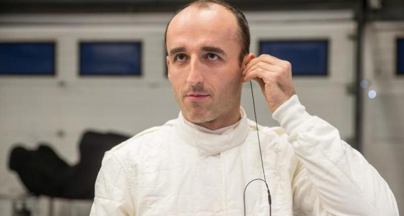 Robert Kubica ne regrette pas d'être revenu en F1