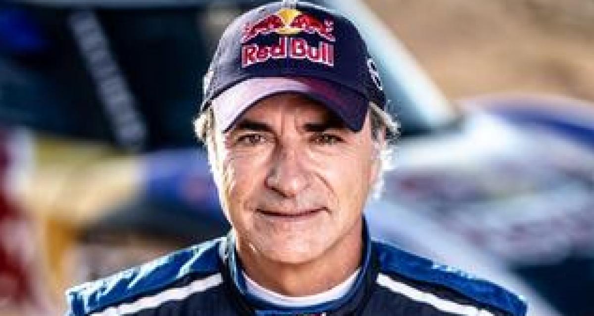 Sainz pas inquiet concernant l'adaptation d'Alonso au Dakar