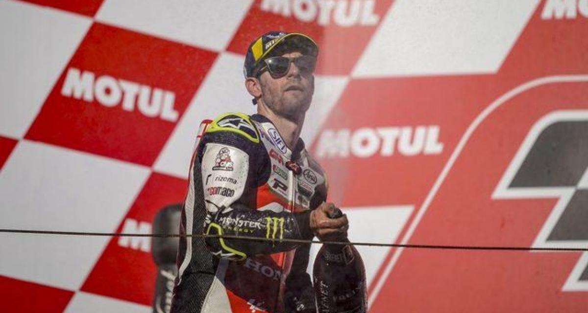"""Cal Crutchlow : """"Je ne suis pas comme Rossi, je pense me retirer"""""""