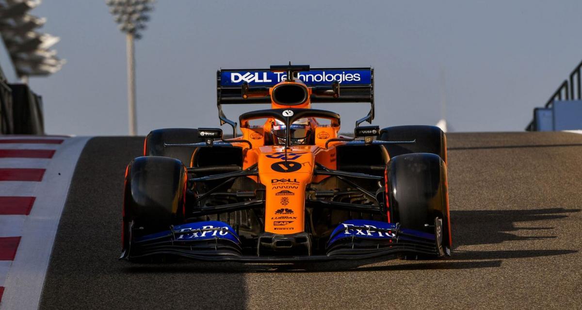 Le directeur général de McLaren annonce une lutte plus acharnée en 2021