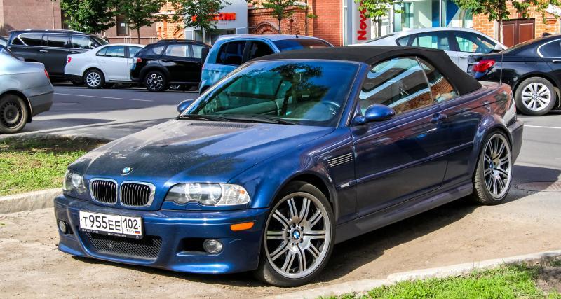 Flashé au volant de sa BMW M3 à 217 km/h sur une départementale !