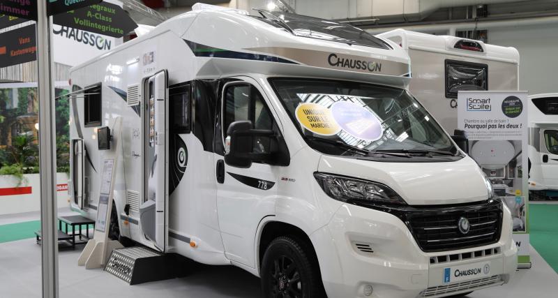 Camping-car : retour en trois points sur le Chausson 778