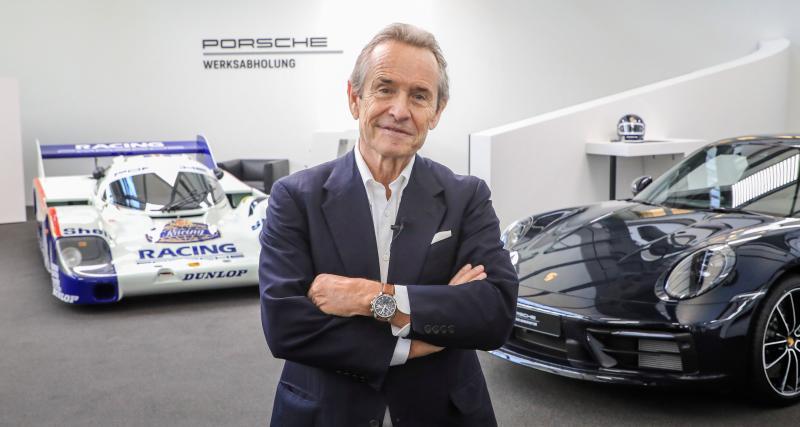 """""""Monsieur Le Mans"""" et Porsche"""